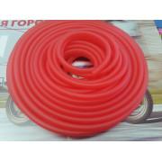 Бензошланг красный силикон 1метр