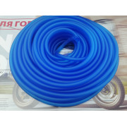 Бензошланг синий силикон 1 метр