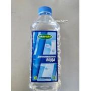 Вода дистилированная 1 л